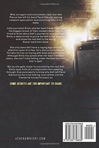 Feral Voice: A Rockstar Romance (Feral Silence Book 2