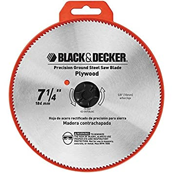 Black decker 73 047 circular saw blade 7 14 circular saw black decker 73 047 circular saw blade greentooth Choice Image