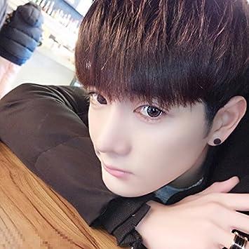 Amazon 2018 Boys Wig Short Hair Korean Version Of The Handsome