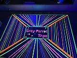 GreyParrot Tape UV Tape Blacklight