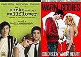 Warm Bodies + The Perks of Being a Wallflower DVD Teen Romance Set