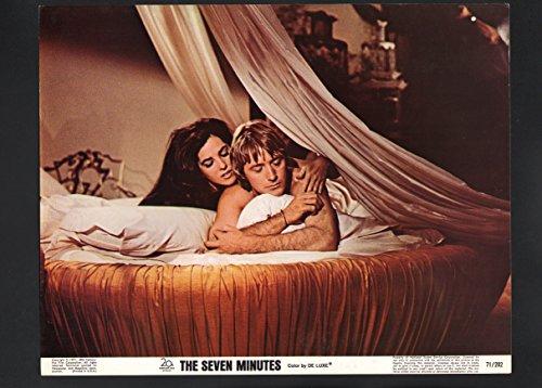 Seven Minutes Press Card-1971-Marianne McAndrew