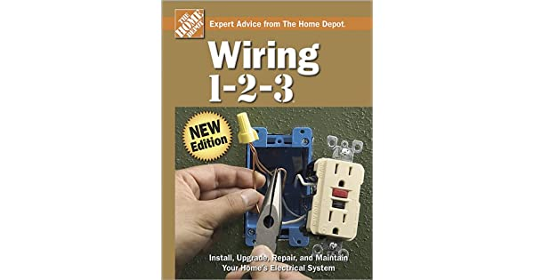 Amazon.com: Wiring 1-2-3 (Home Depot) (9780696222467): The ... on accessories home depot, wire home depot, springs home depot, battery home depot, belts home depot, tires home depot, cabinets home depot, receptacles home depot, hvac home depot, ceilings home depot, software home depot, power supply home depot, hoses home depot, tubing home depot, lamps home depot, panels home depot, appliances home depot, fuses home depot, painting home depot, filter home depot,