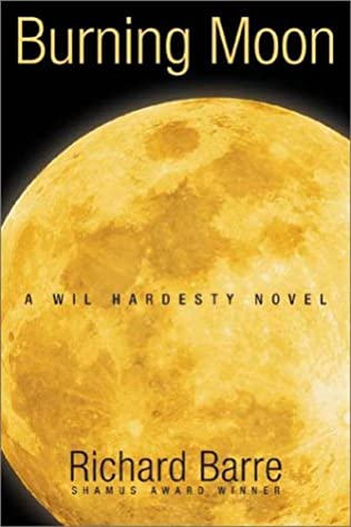 book cover of Burning Moon
