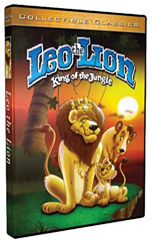 Leo the Lion: King of the Jungle (Jetlag Productions) (The Lion King Dvd Spanish)