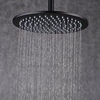 Brizo 81380 Single Function Rain Shower Head from the Siderna