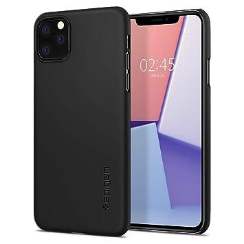 iPhone 11 Pro Max ケース シン・フィット 075CS27127 (ブラック)
