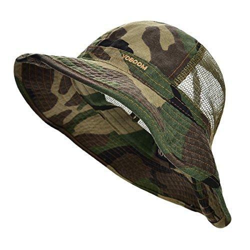 (VOBOOM 8 Panel Newsboy Gatsby Ivy Cap Golf Cabbie Driving Beret Hat (1351 Green Camouflage))