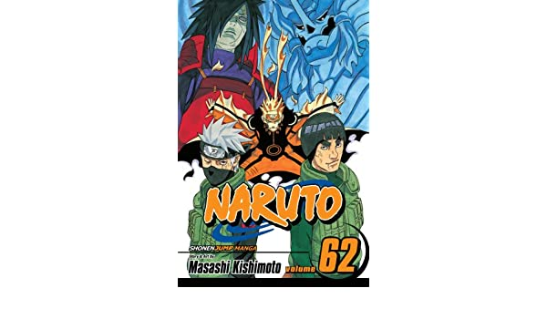Naruto, Vol. 62: The Crack (Naruto Graphic Novel) (English ...