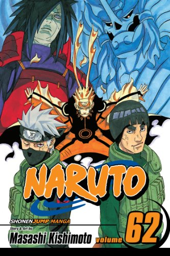 Naruto, Vol. 62: The Crack (Naruto Graphic Novel)