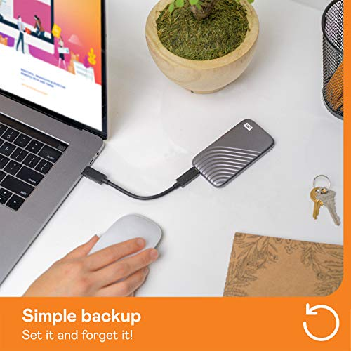 Save $130 on a WD 2TB external portable solid state drive