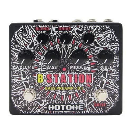 Hotone B Station Bass Preamp/DI ()