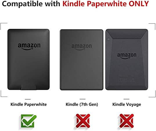 PREUP Funda Kindle Paperwhite - compatible con de Kindle ...