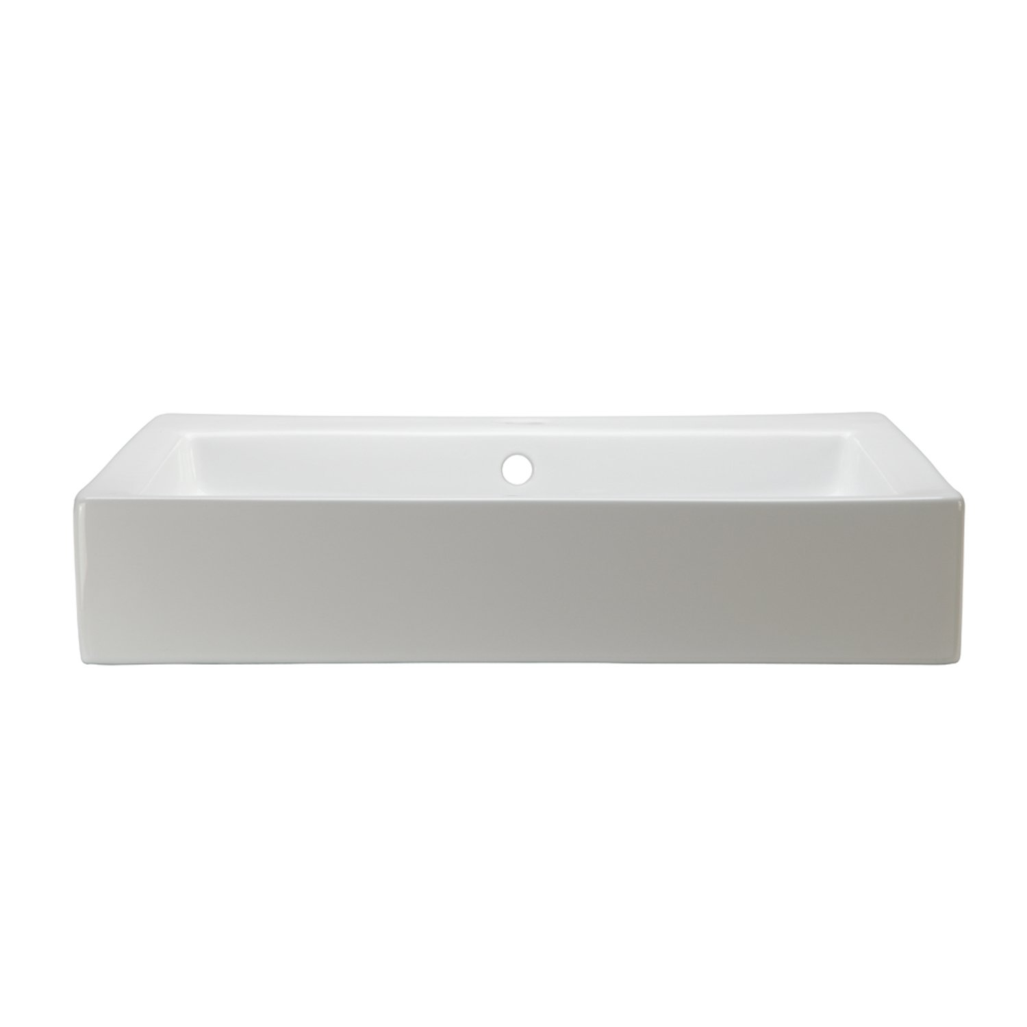 DECOLAV 1444 CWH Classically Redefined Rectangular Counter
