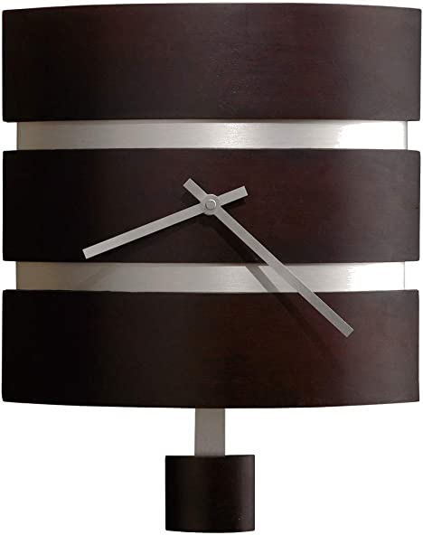 Howard Miller Morrison Wall Clock BLK