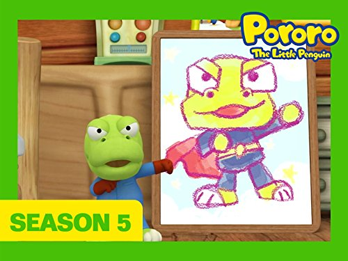 Season 5 - Pororo's Special Present