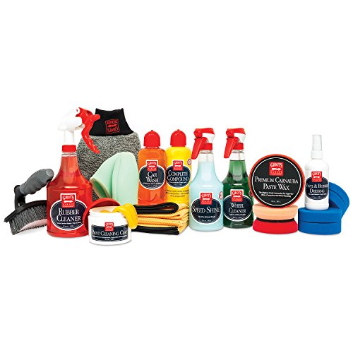 Griot's Garage 11355Z Exterior Car Care Kit