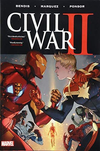 Civil War II - Vol. 1-8 ( Magazine and Comic Book)