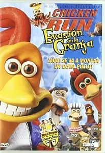 Chicken Run (Evasión en la Granja) [DVD]