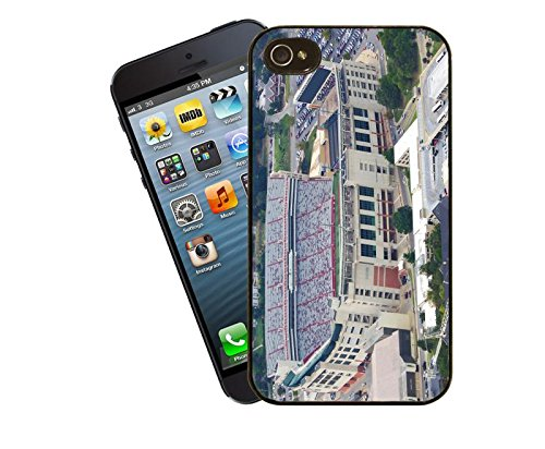 Arkansas Razorbacks-Donald Reynolds Stadium-W Coque pour iPhone-La-Coque pour iPhone 5 et 5s-By Eclipse idées cadeaux