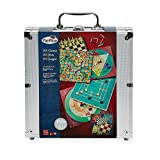 Toys R Us Pavilion Games 101 Games in Aluminum Case with Handle