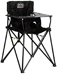 ciao! baby Portable Travel Highchair, Black BOBEBE Online Baby Store From New York to Miami and Los Angeles