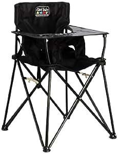 Amazon Com Ciao Baby Portable High Chair Black