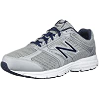 New Balance Men's 460v2 Running Shoes (Grey/Navy)