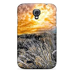 Flexible Tpu Back Case Cover For Galaxy S4 - The Feeling