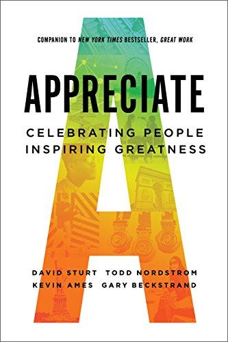 Appreciate  Celebrating People  Inspiring Greatness