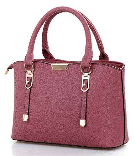 Oruil - Bolso mochila para mujer Medium, rosa (Rosa) - ST-129 rosa