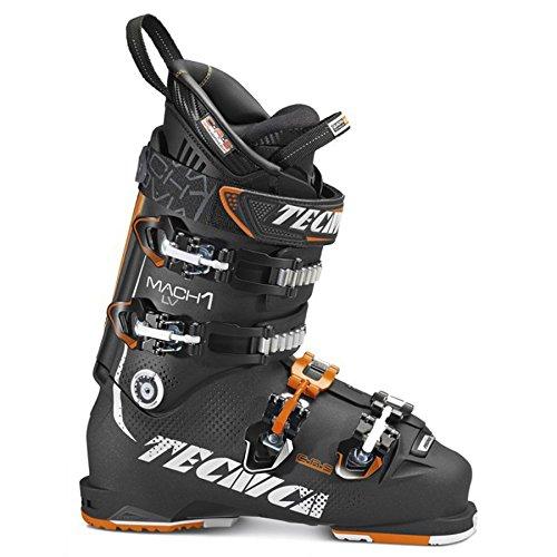 Tecnica Mach 1 100 Low Volume Ski Boot Men's- Black 28.5 (Mach Boot)