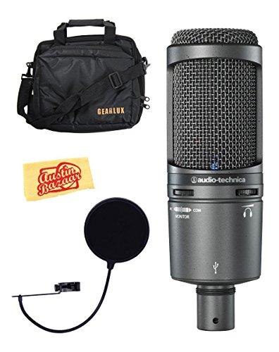 audio-technica-at2020usb-cardioid-condenser-usb-microphone-bundle-with-gear-bag-headphones-pop-filte
