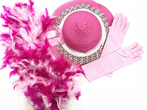TEA PARTY SETS FOR GIRLS HOT PINK