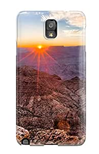 Quality ZippyDoritEduard Case Cover With Grand Canyon Nice Appearance Compatible With Galaxy Note 3