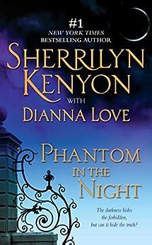 Phantom in the Night (B.A.D. Agency Book 2) by [Kenyon, Sherrilyn]