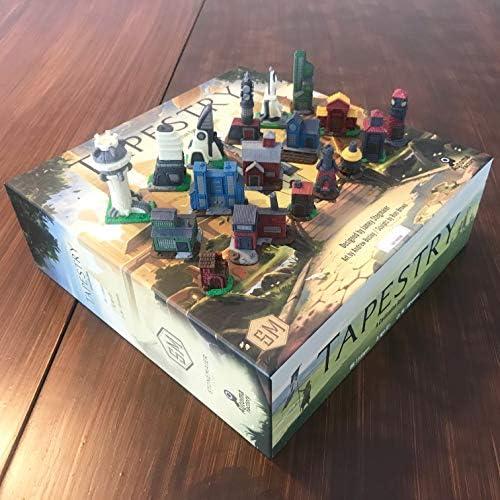 Stonemaier Games Tapestry Board Game: Amazon.es: Juguetes y juegos