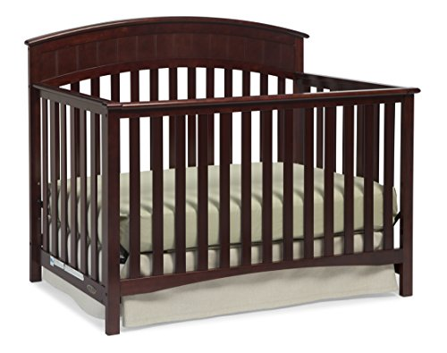 Graco Charleston Convertible Crib Cherry