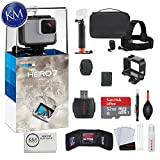 GoPro HERO 5 Session Bundle (7 items) + 64GB Card + Camera Case