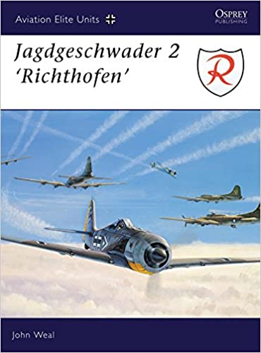 Book Jagdeschwader 2 Richthofen (Aviation Elite Units)