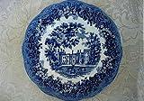 "J & G Meakin England Penhurst Place English Ironstone 7"" Dessert Salad Plate"