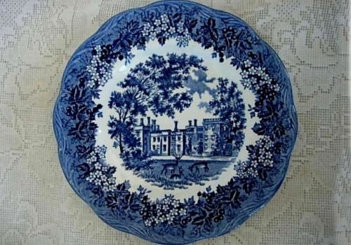 J & G Meakin England Penhurst Place English Ironstone 7