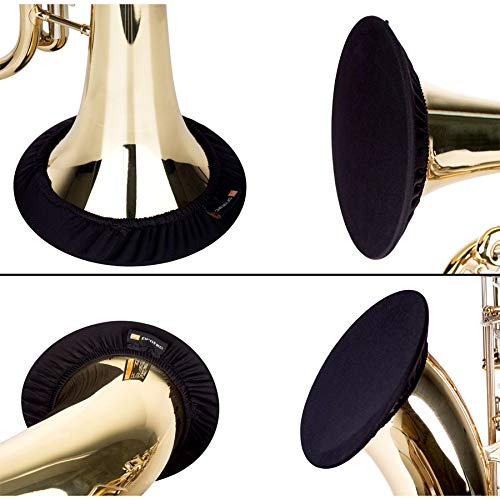 """Protec Instrument Bell Cover, 5.25-6.75"""", Ideal"""
