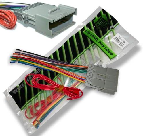 1998 pontiac radio wiring amazon com 1998 2008 wire harness for select pontiac aztec grand  wire harness for select pontiac aztec