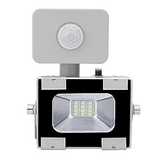 Motion Sensor LED luz de seguridad Floodlight focos led exterior, Diversos tipos de luz de