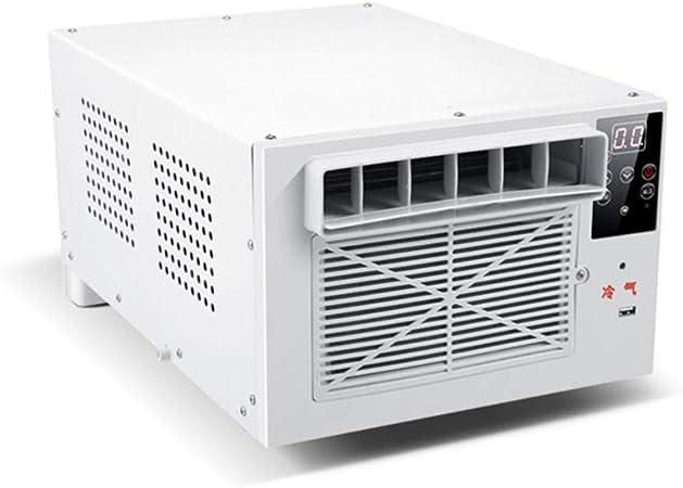 4 en 1 Aire Acondicionado portátil para Estudiantes con mosquitero, calefacción y enfriamiento, deshumidificador Inteligente con Aire Acondicionado e inversor, Pantalla silenciosa Control Remoto LED: Amazon.es: Hogar