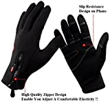 Best Bicycle Gloves - Simpleyourstyle Outdoor Sports Gloves Tactical Mittens,men Women Winter Review