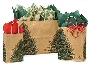 Amazon.com: Navidad Bolsas de regalo – bolsas de cachorro de ...