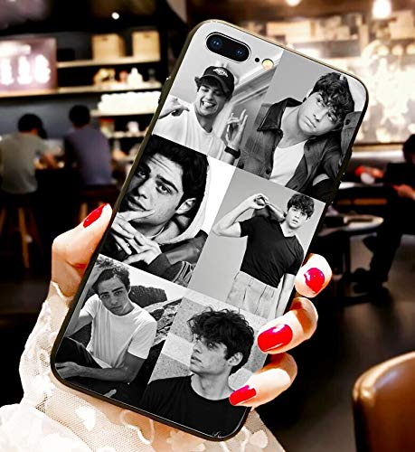 Collection 32962416473 Lanyard Inspired by noah centineo phone case Compatible With Iphone 7 XR 6s Plus 6 X 8 9 11 Cases Pro XS Max Clear Iphones Cases High Quality TPU Kids Unicorno Clothes