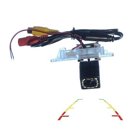 led hd ccd night & adjustable angle car rear view camera for bmw 3 e46 e90